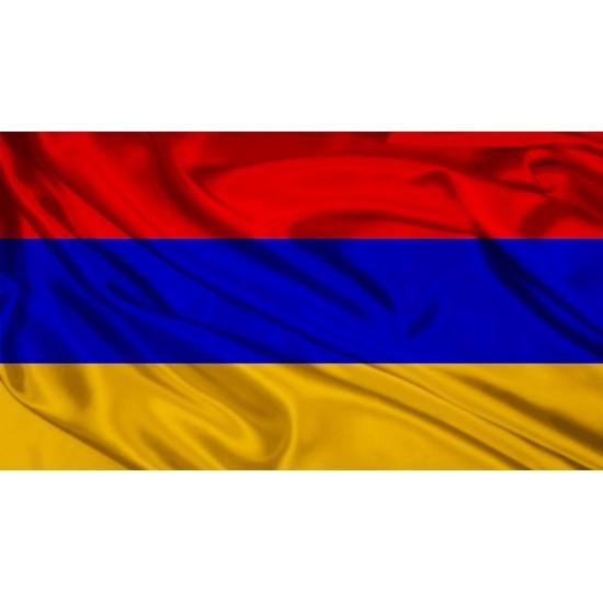 Флаг Армении 30х45 см