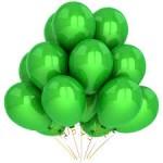 Воздушные шары без рисунка