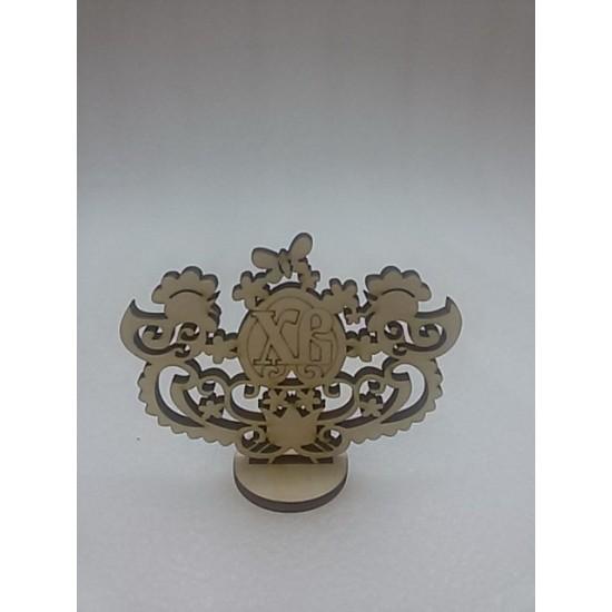 Пасхальные подставки и сувениры, Пасхальный настольный сувенир (модель 1)