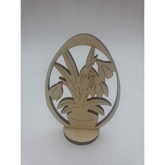 Пасхальные подставки и сувениры, Пасхальный настольный сувенир (модель 8)