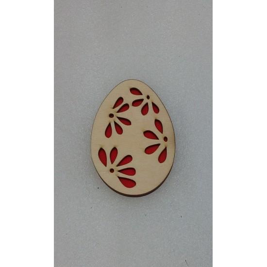Пасхальные подставки и сувениры, Магнит Пасхальное яйцо (модель 3)