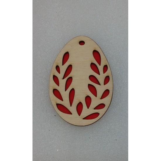 Пасхальные подставки и сувениры, Магнит Пасхальное яйцо (модель 4)