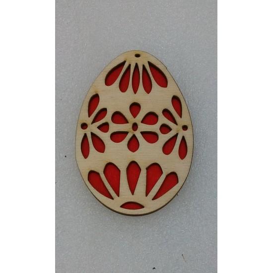 Пасхальные подставки и сувениры, Магнит Пасхальное яйцо (модель 5)