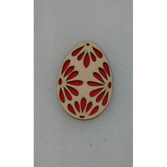 Пасхальные подставки и сувениры, Магнит Пасхальное яйцо (модель 6)