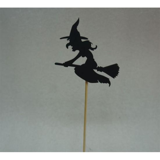 Топпер Ведьма на метле