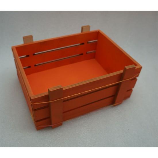 Ящик Страха Оранжевый  без крышки