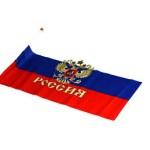 Флаги на День России