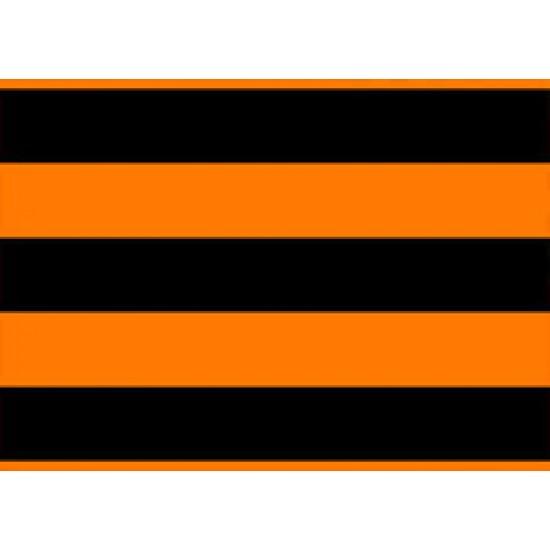 """Полотно флага 9 мая """"Георгиевская лента"""" (145см на 90 см )"""
