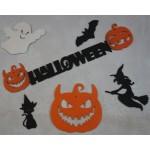 Топперы и заготовки на Хеллоуин