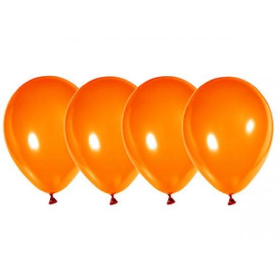 """Воздушные шары без рисунка, Воздушный шар латексный 12"""", стандарт люкс (ПАСТЕЛЬ), Апельсиновая корка,  (4000 шт.), 2.90 р. за 1 шт."""