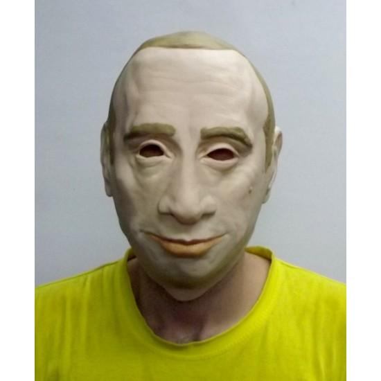 Маски латексные, Маска латексная Путин,