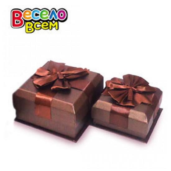 Бумажные коробки и пакеты, Набор из 2 коробок,  (1 шт.), 104.10 р. за 1 шт.