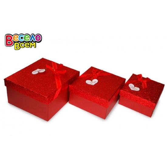 Подарочные пакеты, Набор из 3 коробок,  (1 шт.), 150 р. за 1 шт.